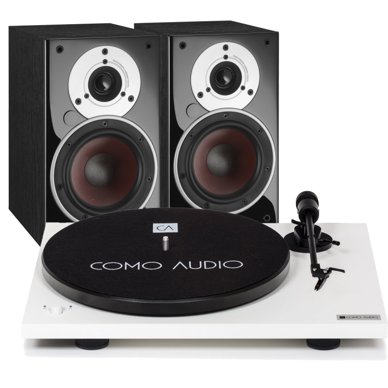PACK DALI ZENSOR AX 1 + COMO AUDIO TURNTABLE (PACK DE ALTAVOCES PAREJA + GIRADISCOS)