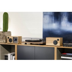 COMO AUDIO SOLO + AMBIENTE + BLUETOOTH TURNTABLE (ALTAVOCES + GIRADISCOS)