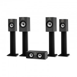 BOWERS & WILKINS PACK HOME CINEMA ( Compuesto por 606 +607 +HTM6 )