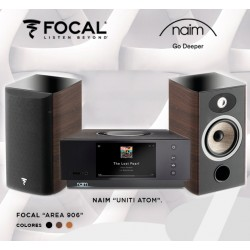 PACK NAIM UNITI ATOM + FOCAL AREA 906