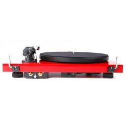 MUSIC HALL MMF 2.3 FERRARI RED ( GIRADISCOS)