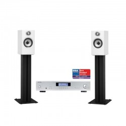 PACK ESTEREO  ROTEL A11 + BOWERS & WILKINS 606