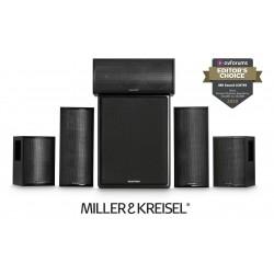 MILLER & KREISEL PACK HOME CINEMA M&K