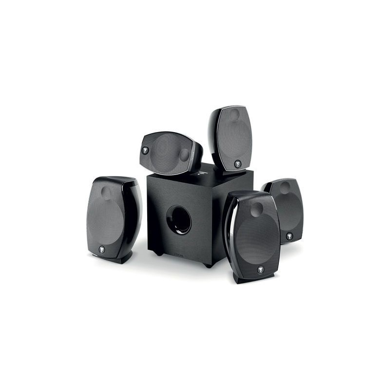 FOCAL SIB EVO DOLBY ATMOS 5.1.2 (KIT ALTAVOCES 5.1.2)