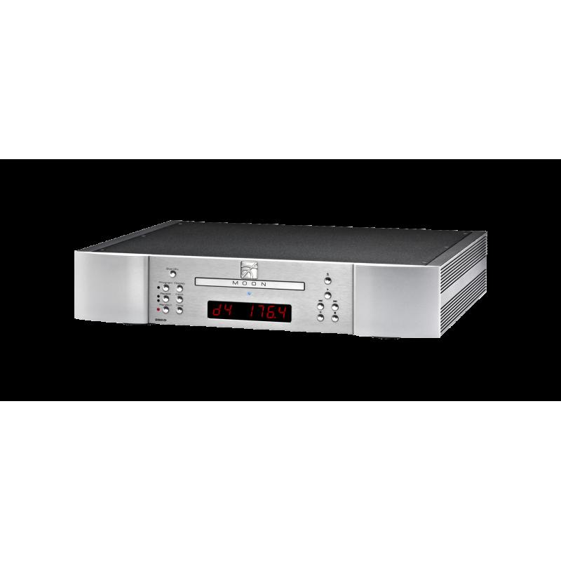 MOON SIMAUDIO 260D (LECTOR CD + DAC)