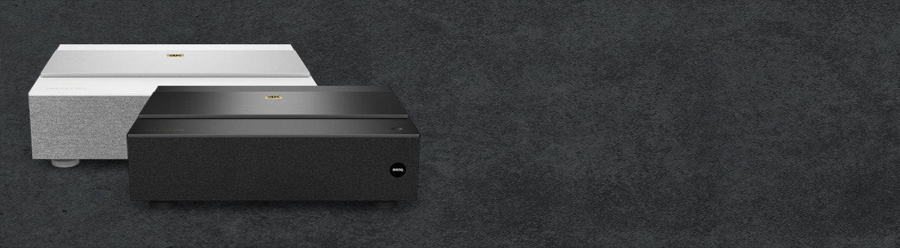 Proyector láser 4K de ultra corta distancia